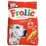 Frolic er fantastisk hundefoder (foto lavprisdyrehandel.dk)